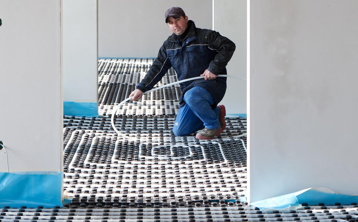 Vloerverwarming Badkamer Kosten : Voordelen nadelen vloerverwarming tips en prijs advies
