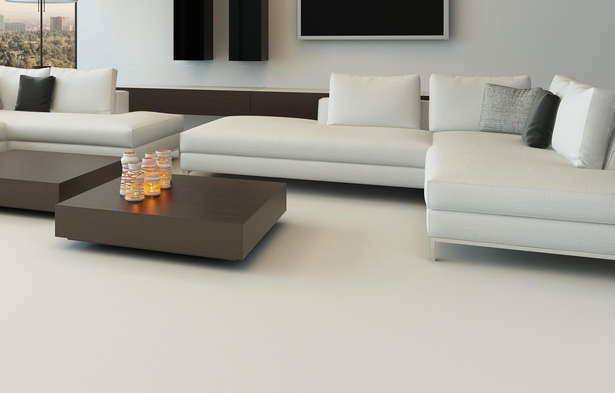 Witte Marmoleum Vloer : Linoleum vloer prijs m