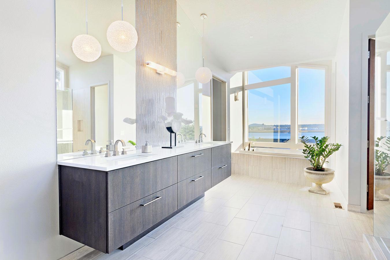 tips voor een geslaagde badkamerverlichting, Badkamer