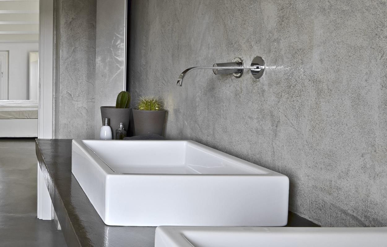 Betonlook In De Badkamer Materialen Amp Hun Eigenschappen