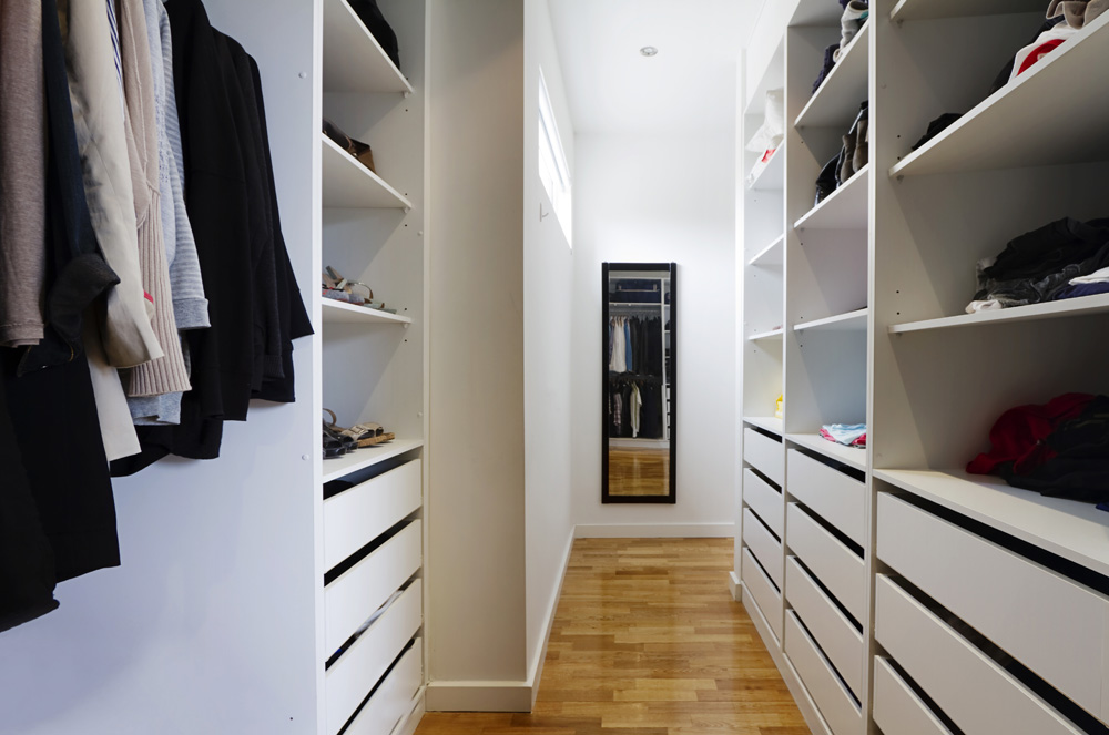 tips voor een geslaagde dressing inrichting, Deco ideeën