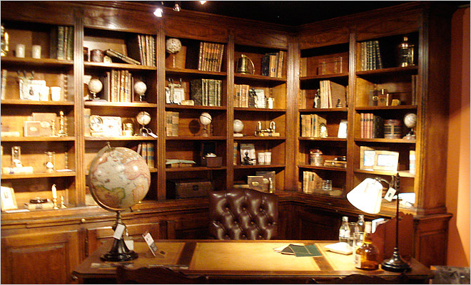 Tips voor een thuisbibliotheek - Interieur bibliotheek ...