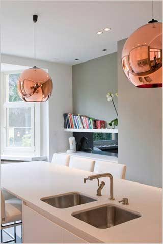 Renovatie woning - inrichting door Kove interieurarchitecten