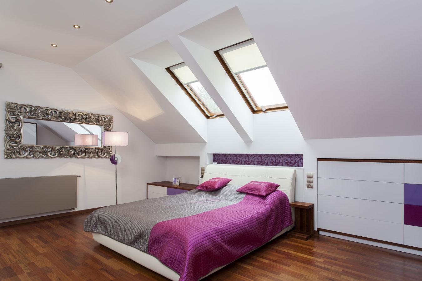 slaapkamer op zolder: tips & inspiratie, Deco ideeën
