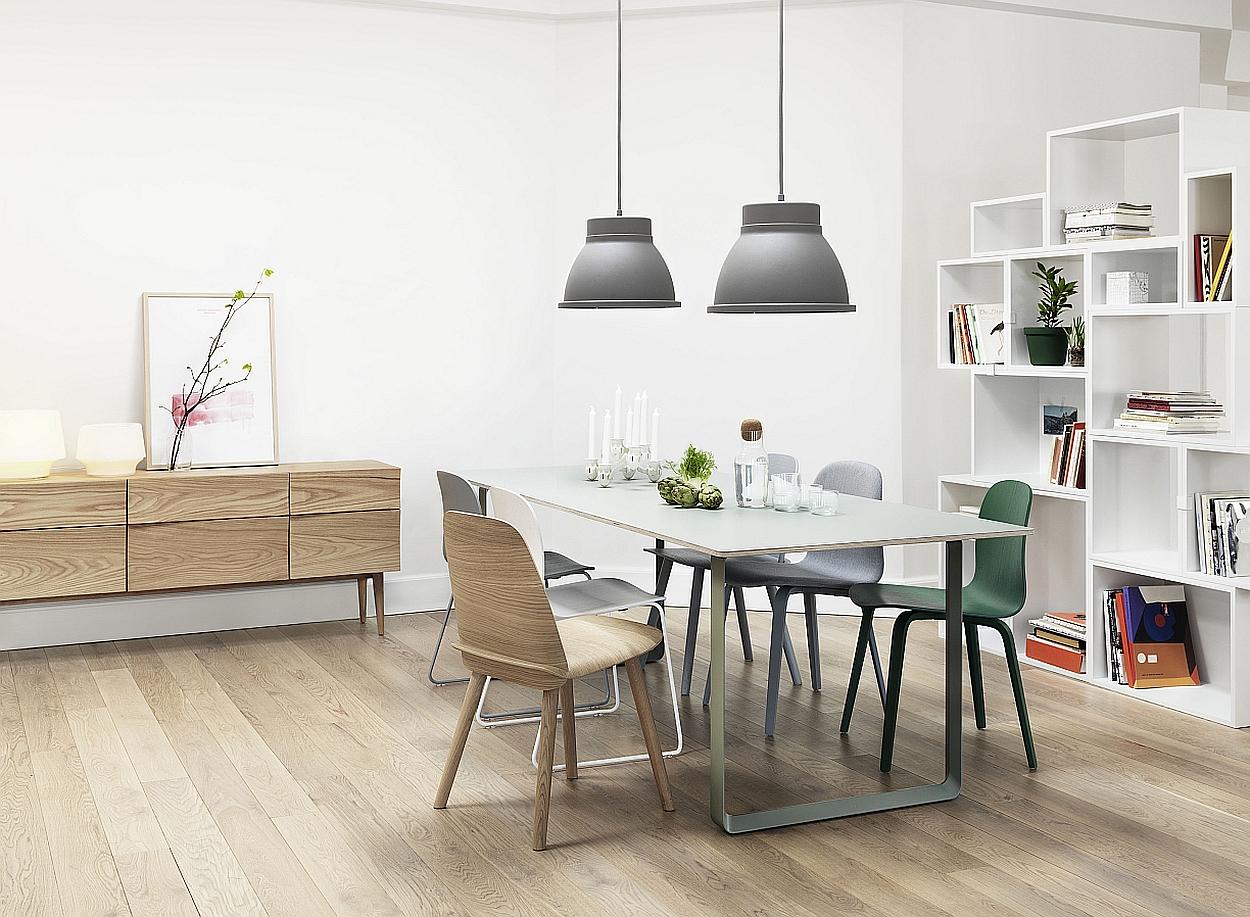 Studio Hanglamp Muuto : Studio hanglamp van muuto scandinavisch design