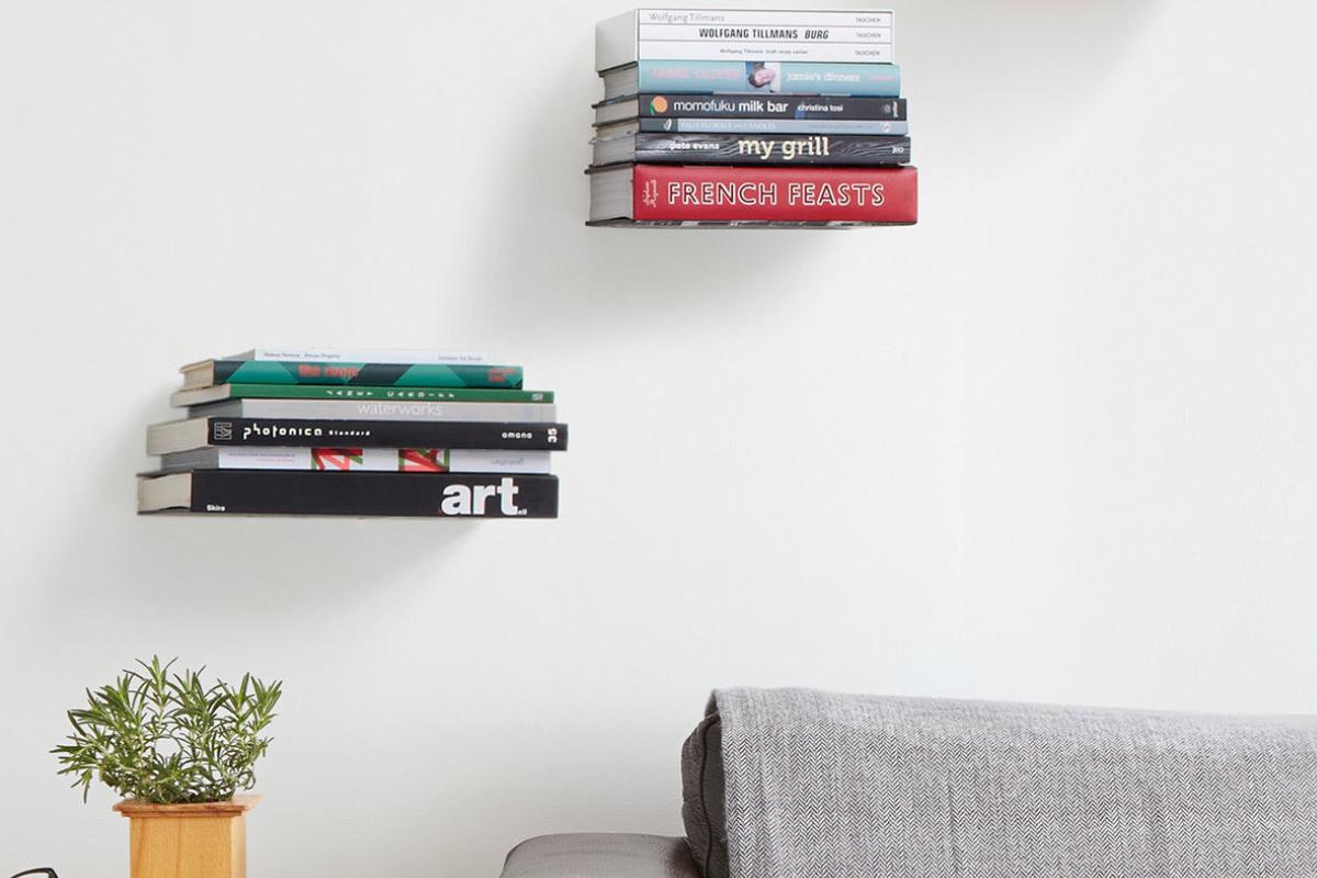 Conceal Boekenplank Umbra : Umbra conceal boekenplank: info & prijs