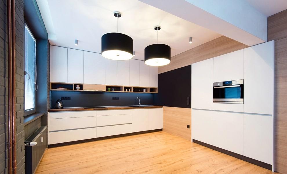 moderne keukenrenovatie
